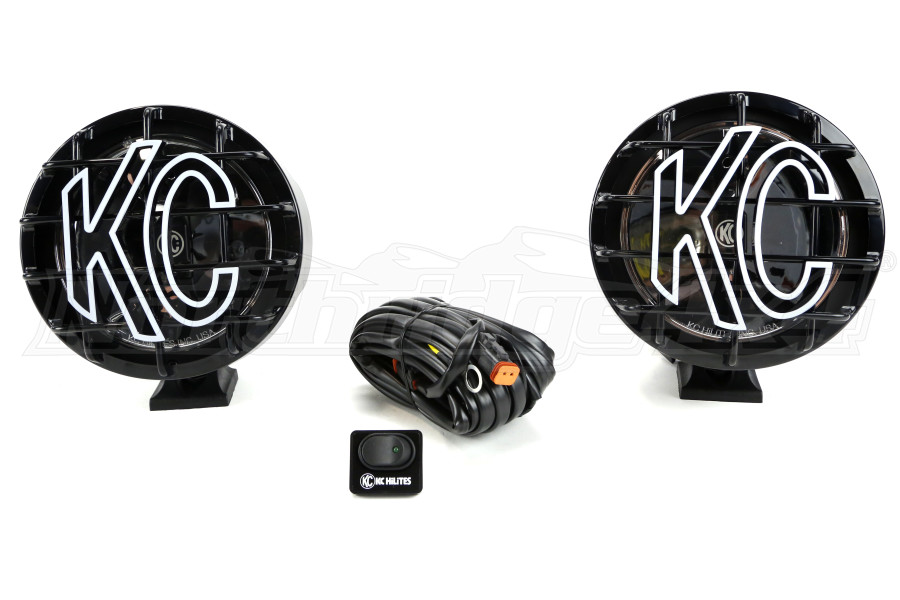 KC HiLiTES Pro Sport Gravity LED G6 Lights (Part Number:643)