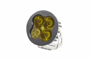Diode Dynamics SS3 Pro, Round - Spot, Yellow