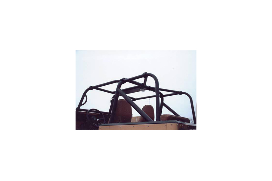 Rock Hard 4x4 Ultimate Sports Cage Rear Side Bar & Angle Bar Kit (Part Number:RH-1003-A)