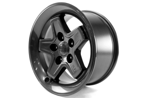 AEV Pintler Wheel Onyx Black 17x8.5 5x5 (Part Number: 20402023AA)