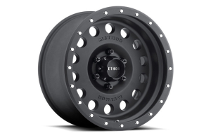 Method Race Wheel 307 Series Wheel Matte Black 17x8.5 5x5 - JT/JL/JK