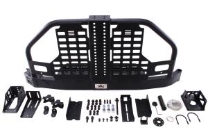 Smittybilt XRC Atlas Rear Tire Carrier Black (Part Number: )