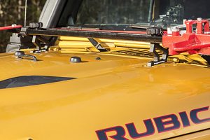 Rugged Ridge Offroad Jack Mounting Bracket (Part Number: )