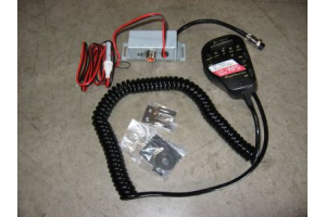 CB Distributing Cobra 75 WX ST 40 Channel Remote (Part Number: )