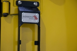 Fishbone Offroad Door Mounted Step - JT/JL/JK