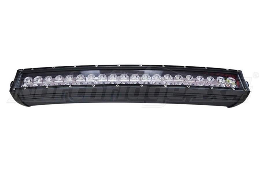 Lifetime LED Curved LED Light Bar 21.5in (Part Number:LLL120-CURVED)