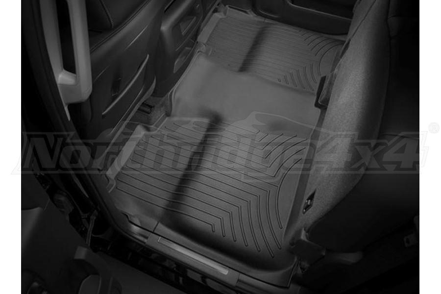 WeatherTech Rear Floorliner Black (Part Number:445422)