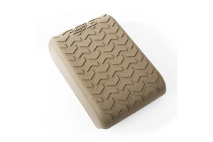 Rugged Ridge Center Console Cover Tan (Part Number: )