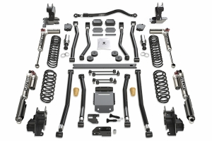 Teraflex Alpine RT3 3.5in Long Arm Lift Kit - w/Falcon SP2 3.3 Adjust. Shocks - JL 2dr