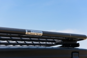 ARB Roof Rack System, Alloy - Mesh - JL 4Dr