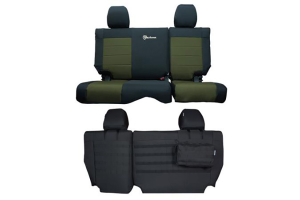Bartact Mil-Spec Rear Bench Seat Cover  (Part Number: )