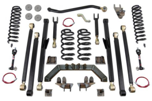Clayton 5.5in Long Arm Lift Kit (Part Number: )