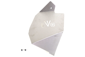 EVO Manufacturing Passenger Side Fender Mini Liner ( Part Number: 1153AL)