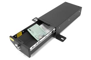 Tuffy Security Conceal Underseat Drawer Black - JK