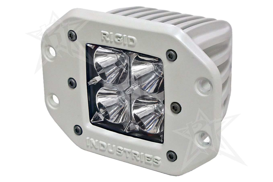 Rigid Industries M-Series Dually Flush Mount Flood (Part Number:611113)
