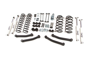 Zone Offroad 4in Suspension Lift Kit - TJ 1997-02