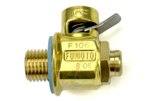 Fumoto M14-1.5 VALVE W/SHORT NIPPLE (Part Number: )