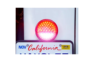 Off Road Only LiteDOT Taillights Pair ( Part Number: LD-RRW2)