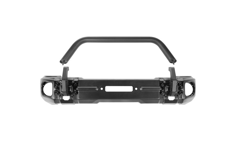 Rugged Ridge Arcus Front Bumper Set W/ Overrider - JL