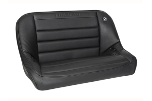 Corbeau Baja Bench 40in Black Vinyl (Part Number: )
