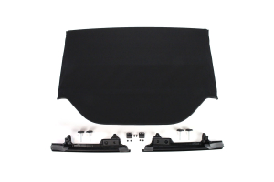 Bestop Sunrider For Hardtop Black Twill ( Part Number: 52450-17)