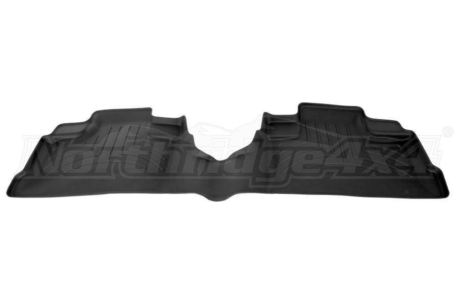 WeatherTech Rear Floorliner Black - JK 4dr 2007-13