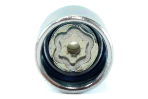 McGard Bulge Cone 23-Piece 1/2-20 Hex Lug Nut Set Black (Part Number: )