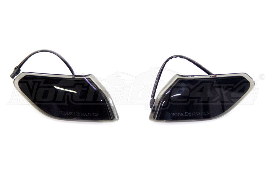 Diode Dynamics LED Sidemarkers Smoked Set