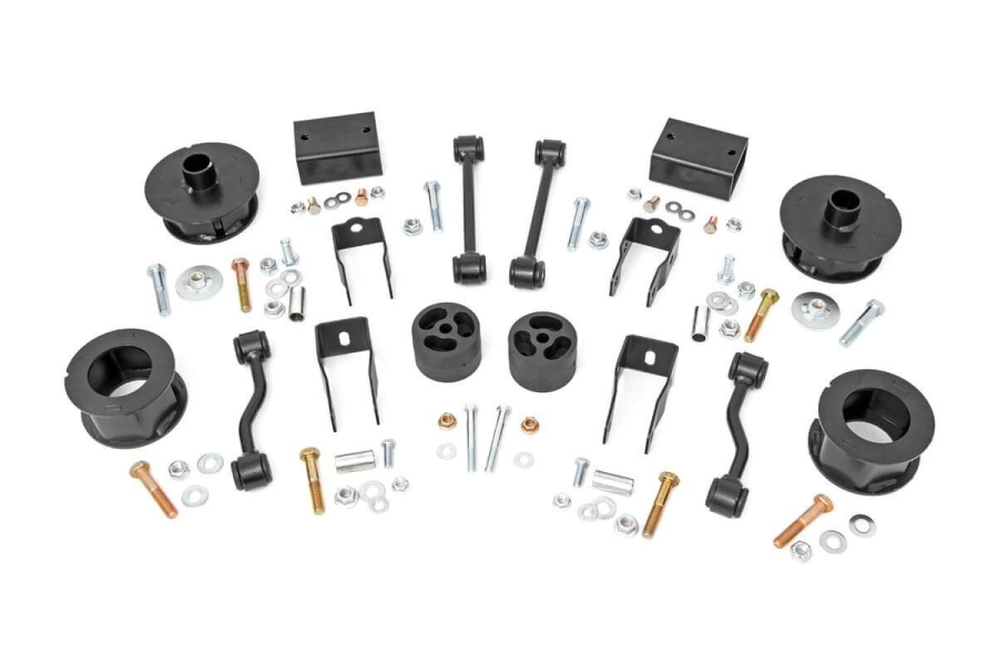 Rough Country 2.5in Suspension Lift Kit  (Part Number:67700)