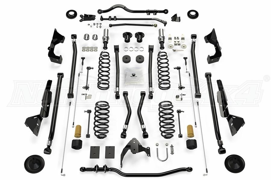 Teraflex Alpine RT6 6in Long Arm Lift Kit  - JK 2dr