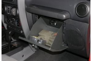 Tuffy Security Security Glovebox Dark Slate ( Part Number: 149-08)