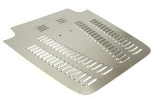 Poison Spyder Hood Louver Bare ( Part Number: 14-53-010)