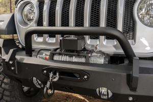 Rugged Ridge HD Over-Rider Bar for HD Bumpers - JT/JL/JK
