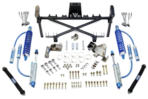 EVO Manufacturing Double Throwdown EVO lever System w/ Coilvers and Bypass Rear ( Part Number: 1008)