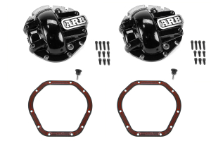 ARB Dana 44 Black Differential Covers & LubeLocker Package  ( Part Number: LL-B-RUB-KIT)