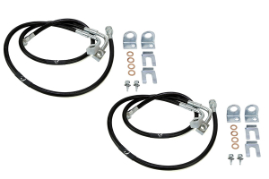 Crown Performance Extended Front and Rear Brake Lines 3-6 (Part Number: )