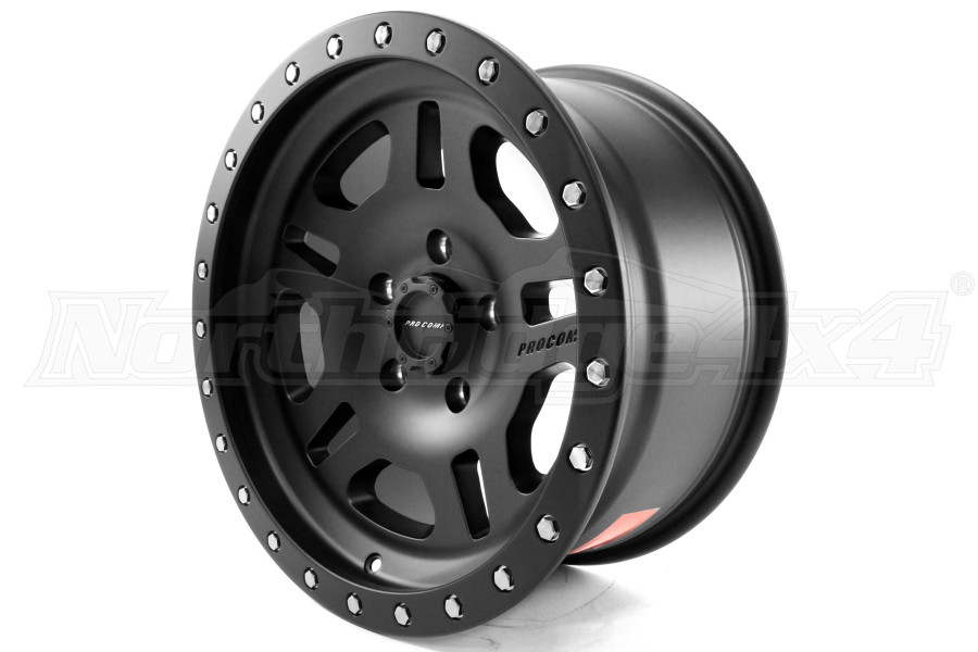 Pro Comp La Paz Series 29 Wheel Satin Black 17x8.5 5x5 (Part Number:5029-78573)