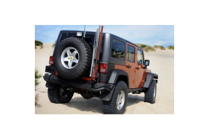 AEV Rear Bumper w/Tire Carrier Kit ( Part Number: JKREARBUMPER-KIT)