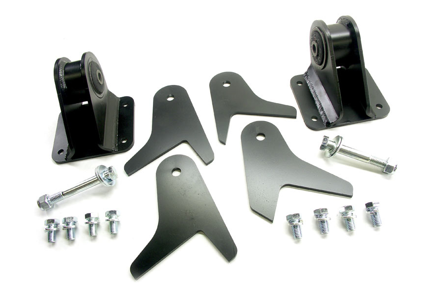 Teraflex Hemi Conversion Motor Mount Kit (Part Number:4960400)
