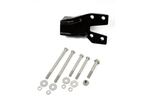 Steer Smarts Yeti XD Trackbar Reinforcement Bracket - Frame Side - JT/JL