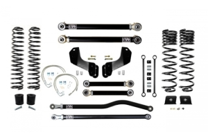 EVO Manufacturing 4.5in Enforcer Overland Lift Kit Stage 3 PLUS - JT