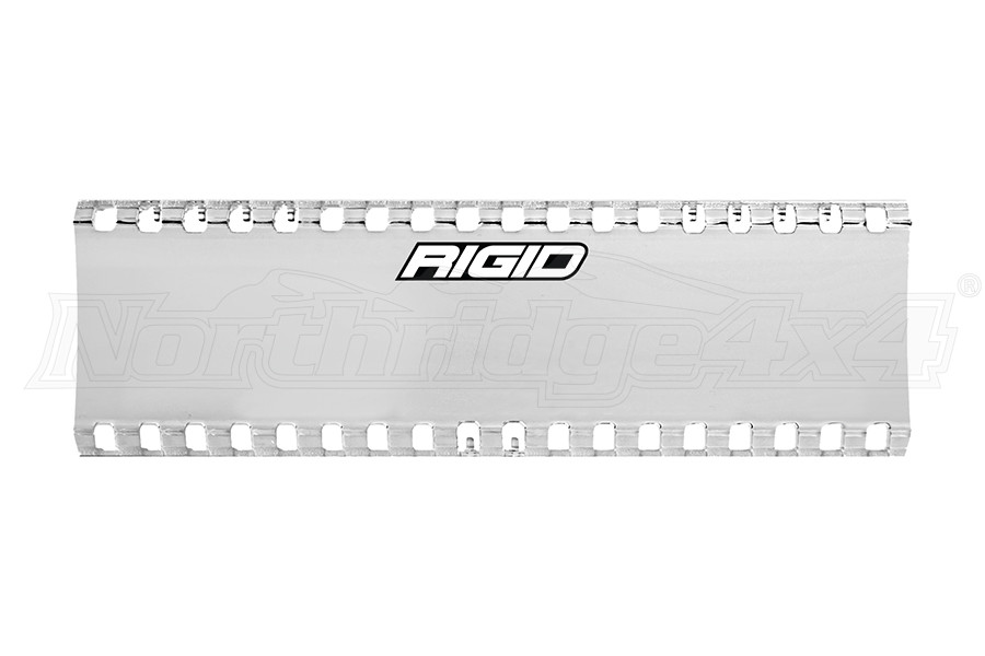 Rigid Industries SR-Series 6in Cover, Clear (Part Number:105883)