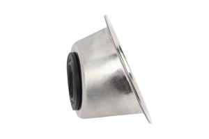 Kentrol Gas Filler Neck - Polished Silver  - JK 2Dr