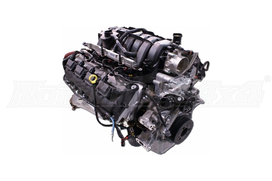 America's Most Wanted 5.7L Hemi + 8HP75 Transmission - Installed - JL AT