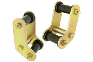 RockJock Rear Boomerang Shackles - YJ