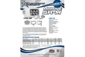 Rigid Industries SR-M Series Pro Flood (Part Number: )