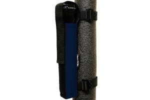 Bartact Extreme Roll Bar Multi-D-Cell Flashlight Holder - Navy