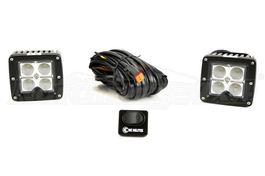 KC Hilites C-Series LED Light System (Part Number:332)