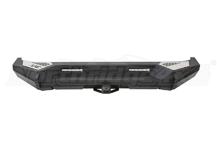 Smittybilt XRC Gen2 Rear Bumper, Light Texture (Part Number:76858LT)