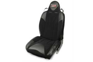 MasterCraft Baja RS DirtSport Front Bucket Seat - Black